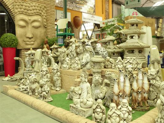 Figuras de jardín
