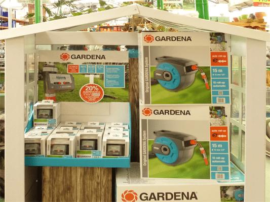 Herramientas y maquinaria de jardín